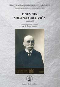 Dnevnik Milana Grlovića